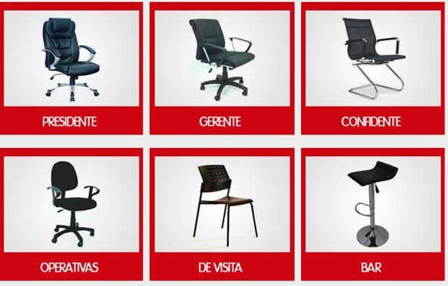 Sillas para oficinas – Fiely Perú