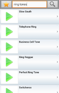Husoo Phone Tones Finder- screenshot thumbnail