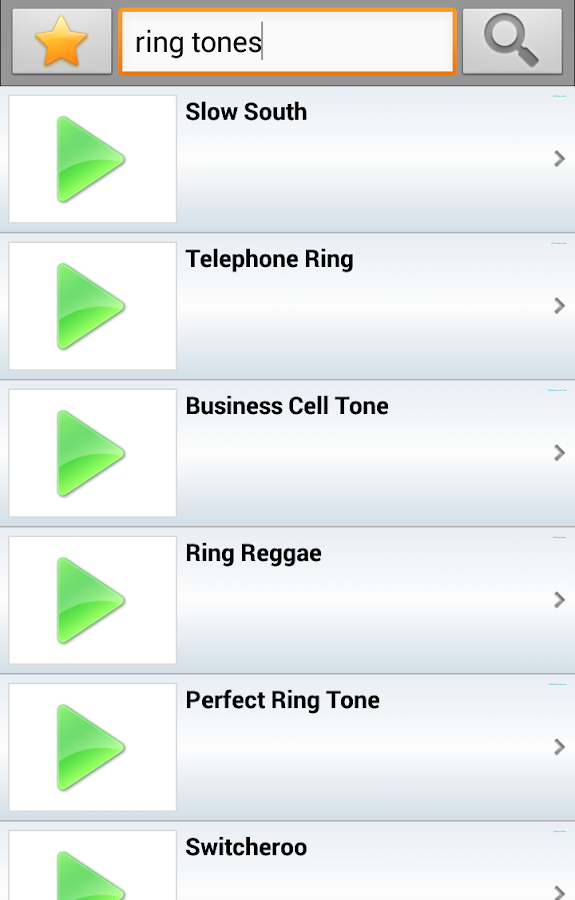 Husoo Phone Tones Finder- screenshot