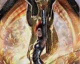 Fiery Dragon Lady