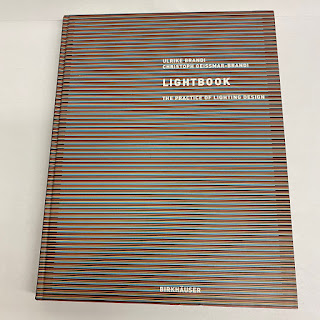 Lightbook: The Practice of LIghting Design RARE Book