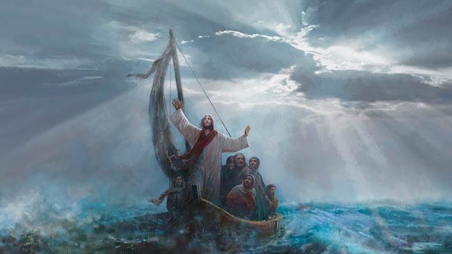 Khi hành trình đức tin có sóng gió