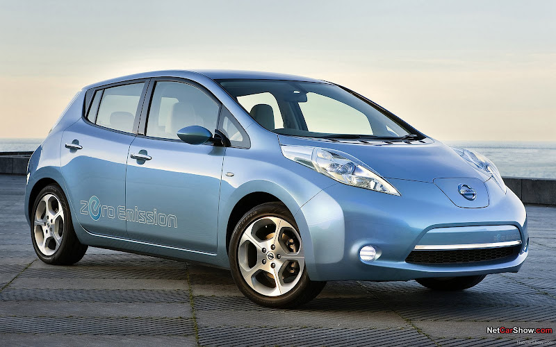 Consolidated List Of Nissans Zero Emission Vehicles My Nissan