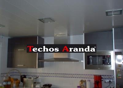Ofertas montadores techos de aluminio Madrid