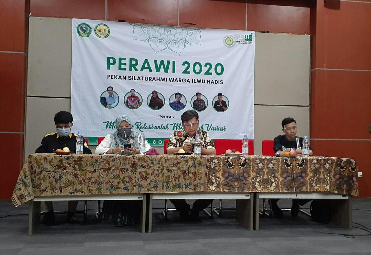 PERAWI, Ajang Pembentukan Variasi Mahasiswa ILHA IAIN Cirebon