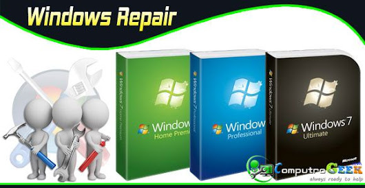 Best 5 Free Windows Repair and Recovery Tools