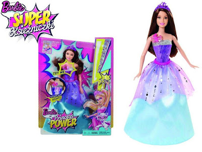 Búp bê công chúa ánh sáng Corinne Barbie CDY62