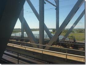 passage du fleuve Amour