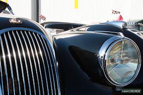 Jaguar Xk120 Detail