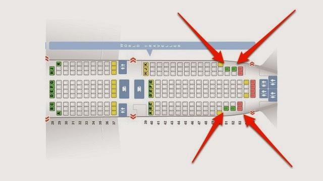Safest Airplane Seat