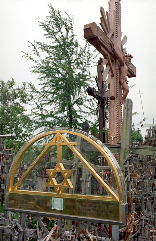 6. Hill of Crosses - 2. Near Siauliai