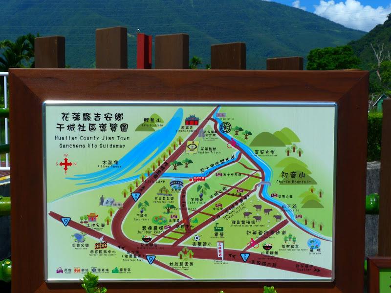 Hualien County. Tongmen village, Mu Gua ci river, proche de Liyu lake J 4 - P1240242.JPG