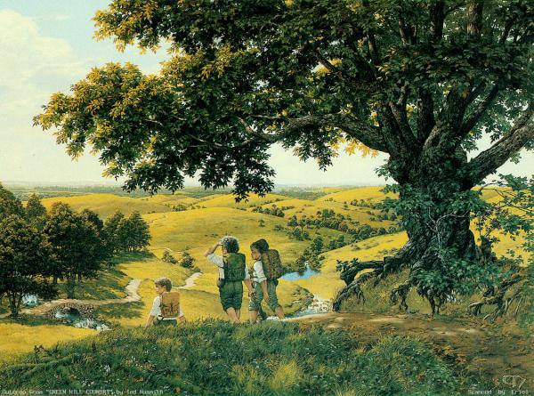 Green Hill, Fantasy Scenes 3