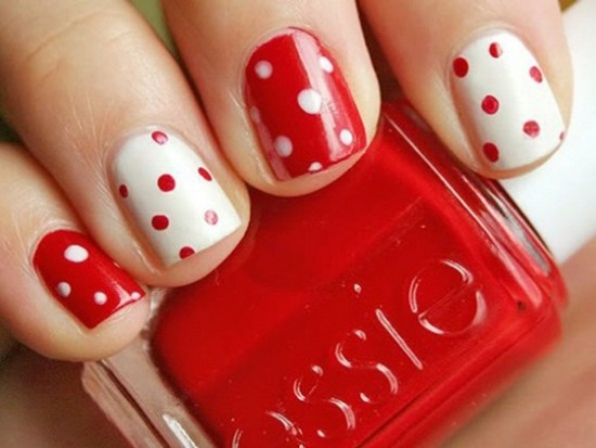 Romantic Nail Art Designs & Ideas