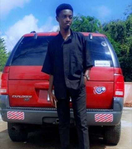 Happy birthday -(Samuel Clement Agyei-Misah).