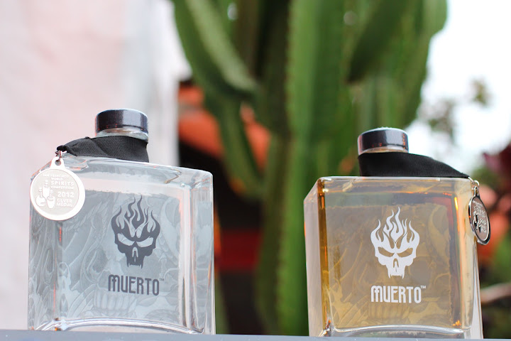 photo of two bottles of tequila