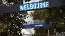 Melbourne Circuit entrance