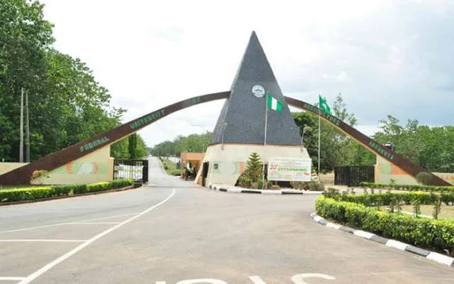 Protest in Ogun over abduction of FUNAAB student