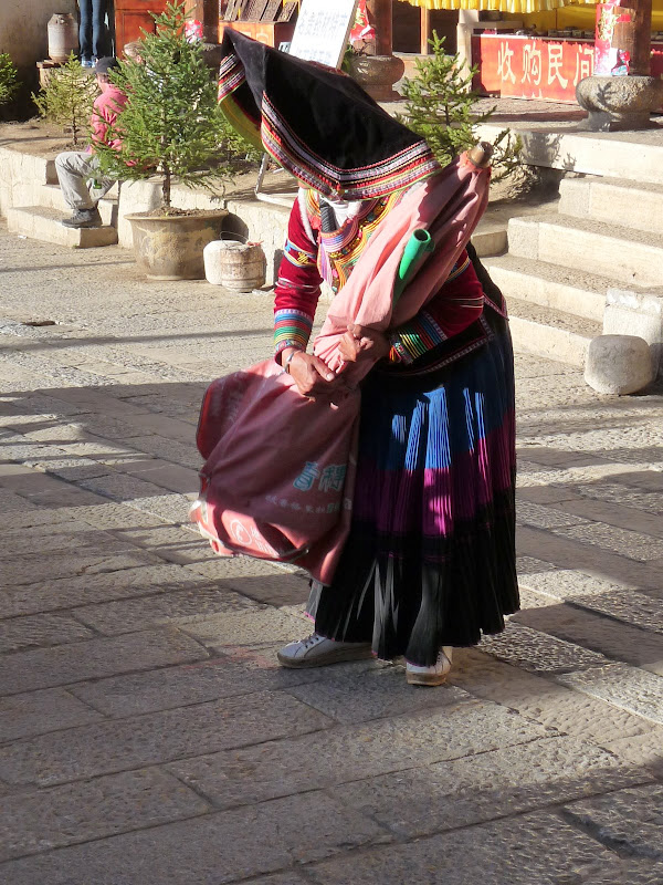 Chine . Yunnan .Lijiang puis Shangri la - P1250590.JPG