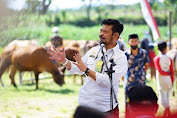 Mentan SYL Dorong Kabupaten Jeneponto Jadi Sentra Pertanian dan Peternakan Berkualitas