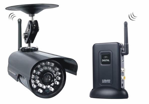 4 tính năng nổi trội của camera giám sát không dây