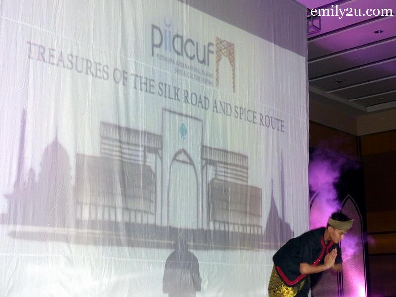 Putrajaya International Islamic Arts & Culture Festival 2015 (PIIACUF 2015)