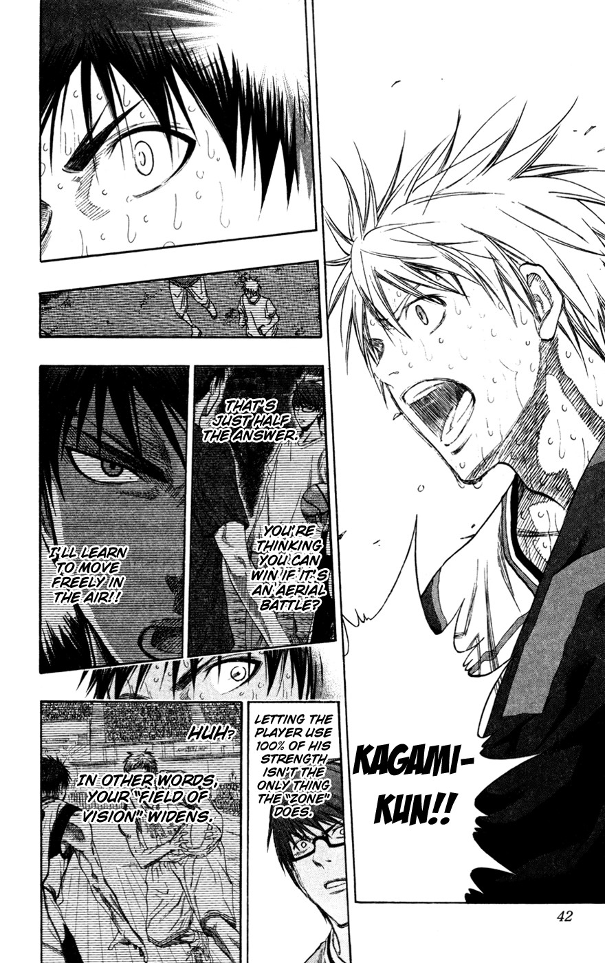 Kuroko no Basket Manga Chapter 137 - Image 16