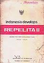 Indonesia develops Repelita II  Second Five Year Development Plan 1974-75 - 1978-79