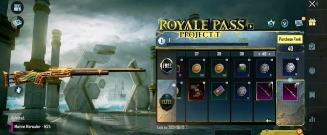 PUBG Mobile Sezon C1S1 Royale Pass bitiş tarihi açıklandı