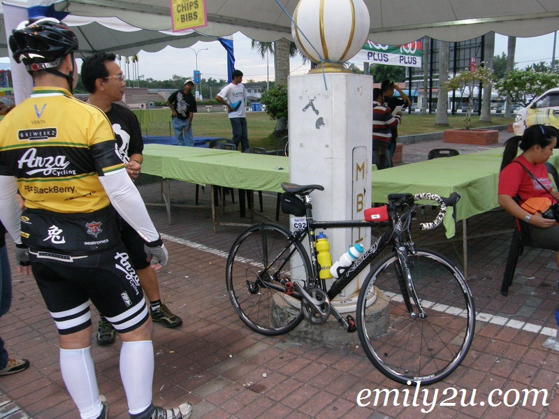 Ipoh Century Ride Malaysia cycling event