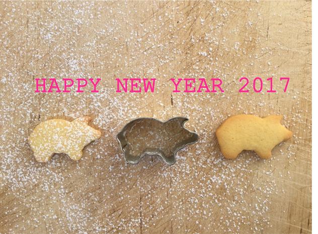 Neujahrsbutterkeksekarte_eng