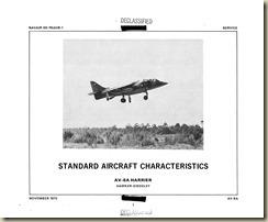 AV-8A SAC Nov 1972