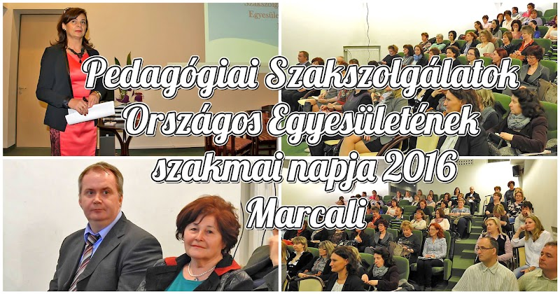 Szakmai nap Marcaliban 2016 március 21