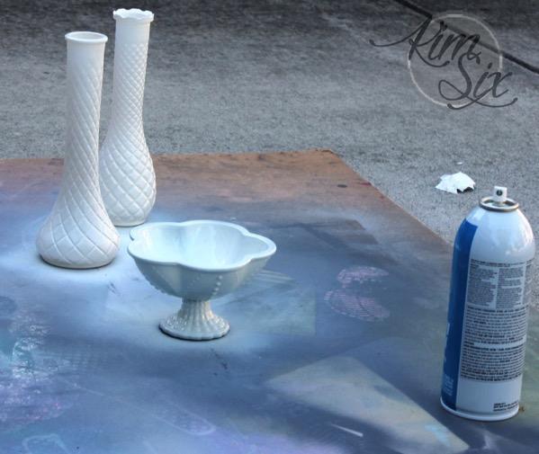 easy diy milkglass the kim six fix. Black Bedroom Furniture Sets. Home Design Ideas