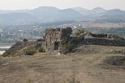Крепостта Хисара при село Вишеград и язовир Студен кладенец