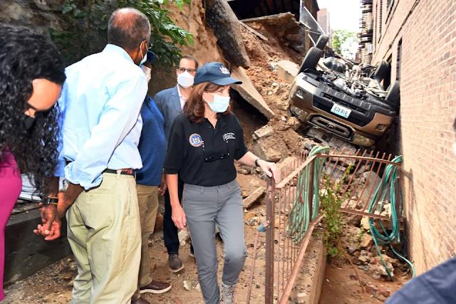Informe preliminar: Más de $50 millones en daños por Ida en NY