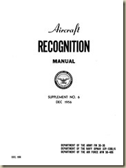Aircraft Recognition Manual 1956_01