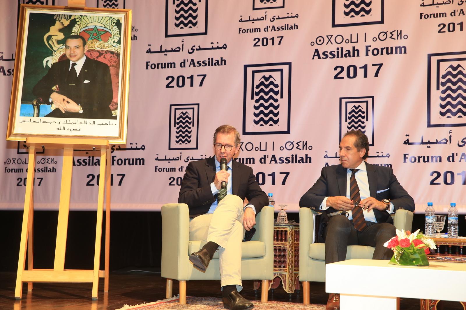 2017-7-12 افتتاح ندوة الشعبوية والخطاب الغربي حول الحكامة