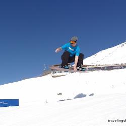 Snowboarding - St Anton 2012