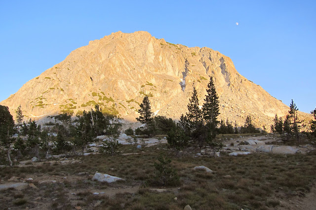 Musafir S Musings Vogelsang High Sierra Camp Lyell Canyon