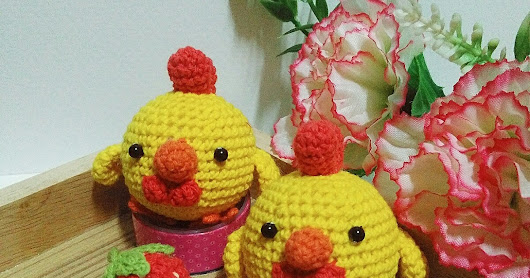 Chicky Crochet Pattern