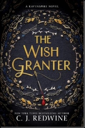The Wish Granter  (Ravenspire #2)