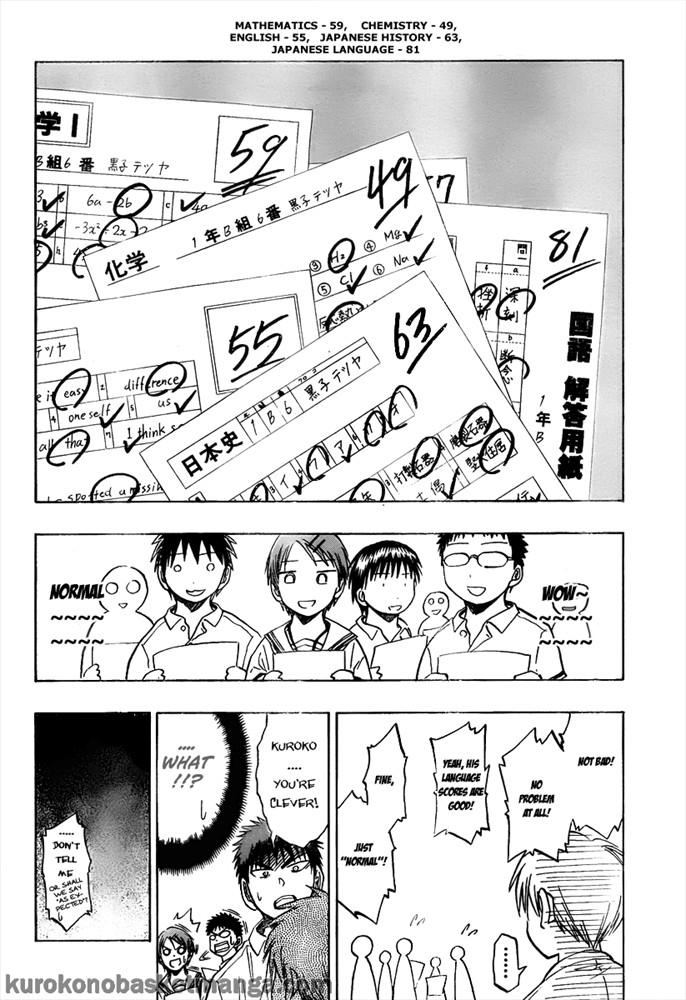 Kuroko no Basket Manga Chapter 37 - Image 08