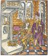 Woodcut From Braunschweig Das Buch Der Cirurgia 1497