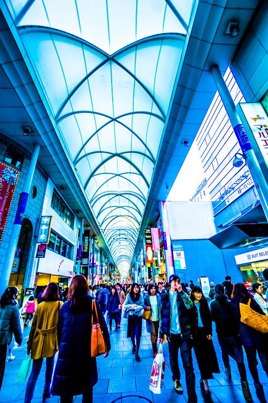 Hiroshima Hondori street3