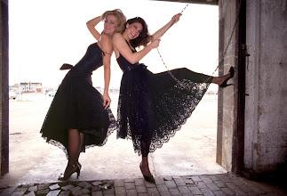 Photo: Black Dress