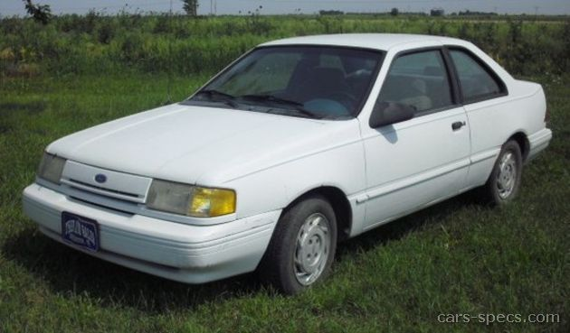 1993 ford tempo coupe specifications pictures prices rh cars specs com 1993 Ford Tempo Red 1993 Ford Tempo Parts