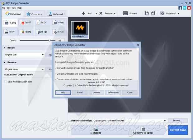 AVS Image Converter 4.0