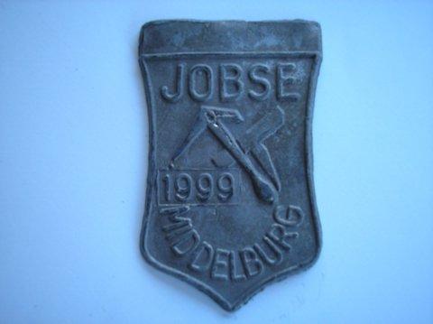 Naam: JobsePlaats: MiddelburgJaartal: 1999