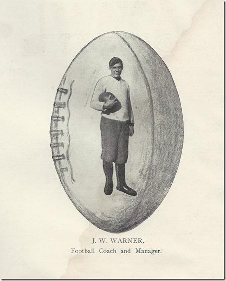 JW Warner
